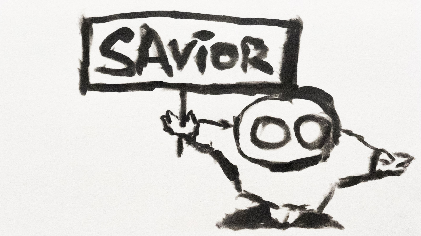 Thaddeus says Savior
